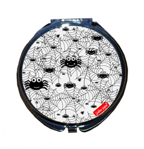 Selina-Jayne Spiders Limited Edition Designer Compact Mirror